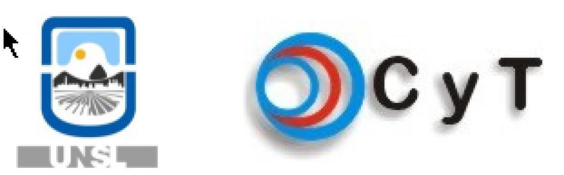 Secretaría de Ciencia y Tecnología – Universidad Nacional de San Luis Logo